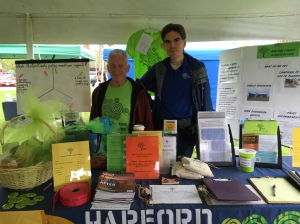George Waite and Marc Petrequin: Earth Day Festival 2016